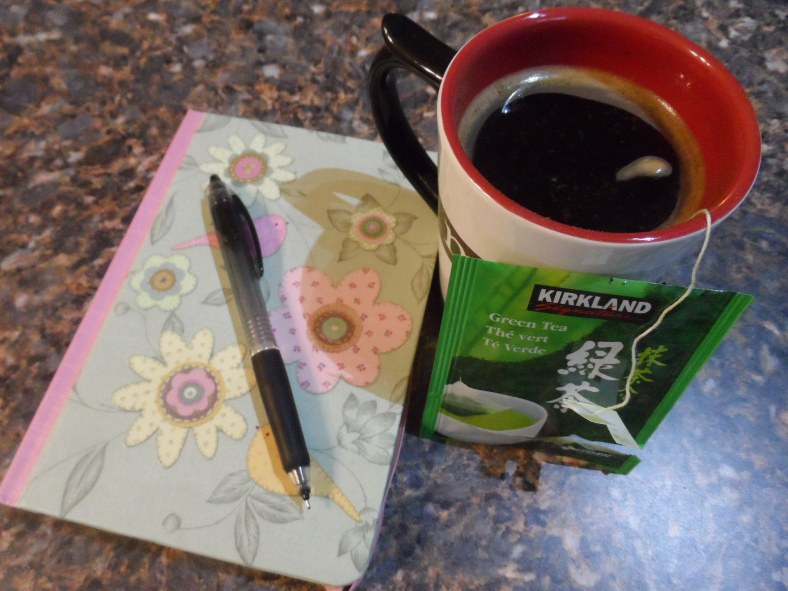 Coffee & Green Tea